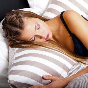 Die gesündeste Schlafposition
